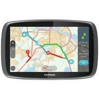 TomTom - Sat Nav - Go 50 5 Inch - Full Europe Lifetime Maps & Traffic