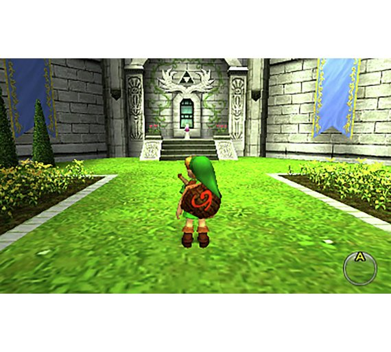 Buy the legend of zelda ocarina of time nintendo 3ds game at your online shop for - Ocarina of time 3ds console ...