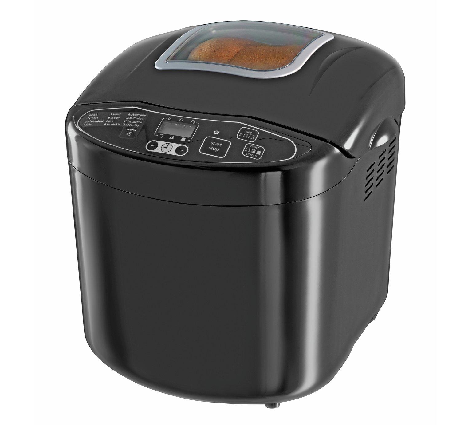 Russell Hobbs 23620 Compact Breadmaker - Black