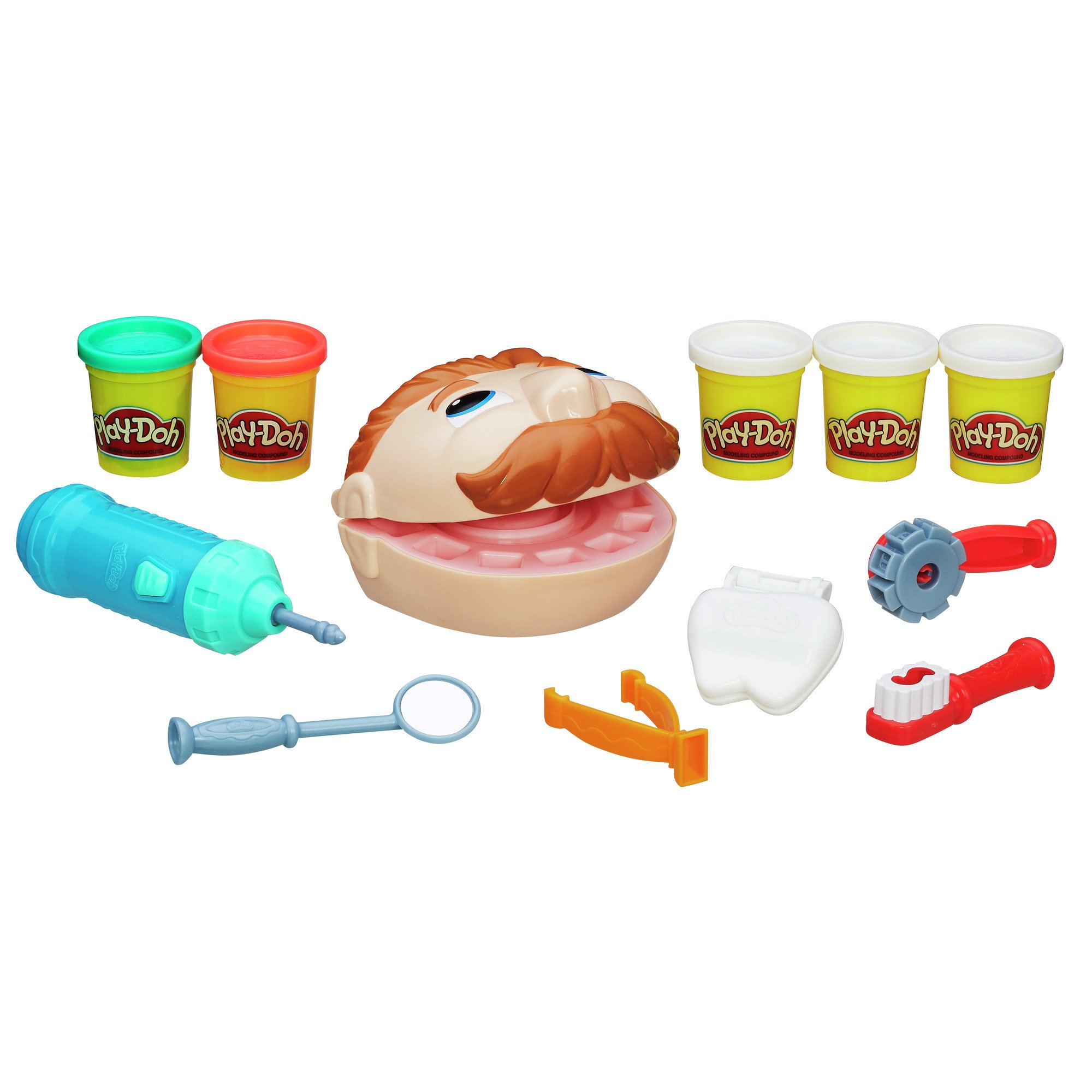 Play-Doh Drill n Fill Playset