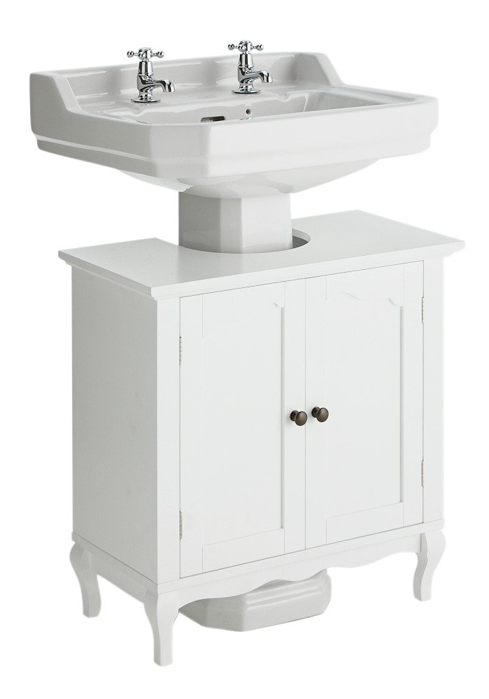 Popular Buy WOW HOME Tall Bathroom Storage Unit  White At Argoscouk  Your