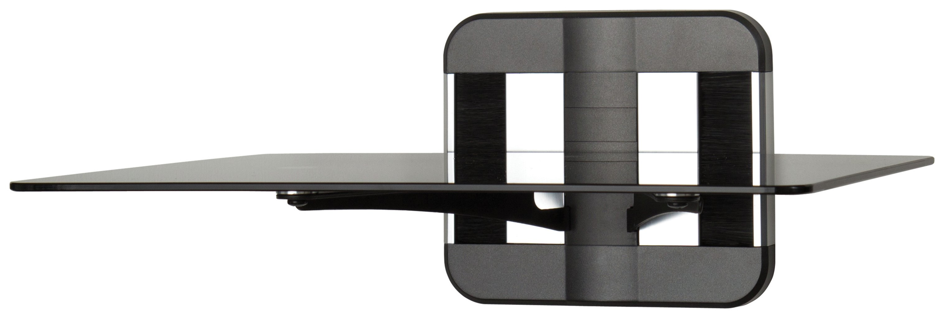 Image of AVF Anywall TV Mount and Accessory Shelf.