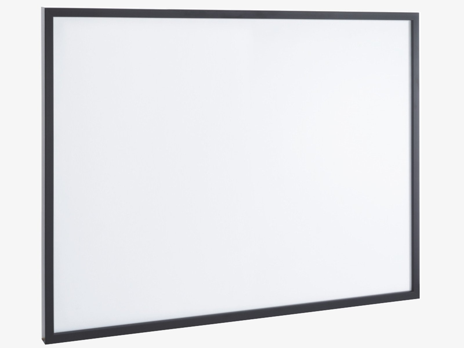 Image of Habitat 60x80cm Wall Frame - Dark Birch.