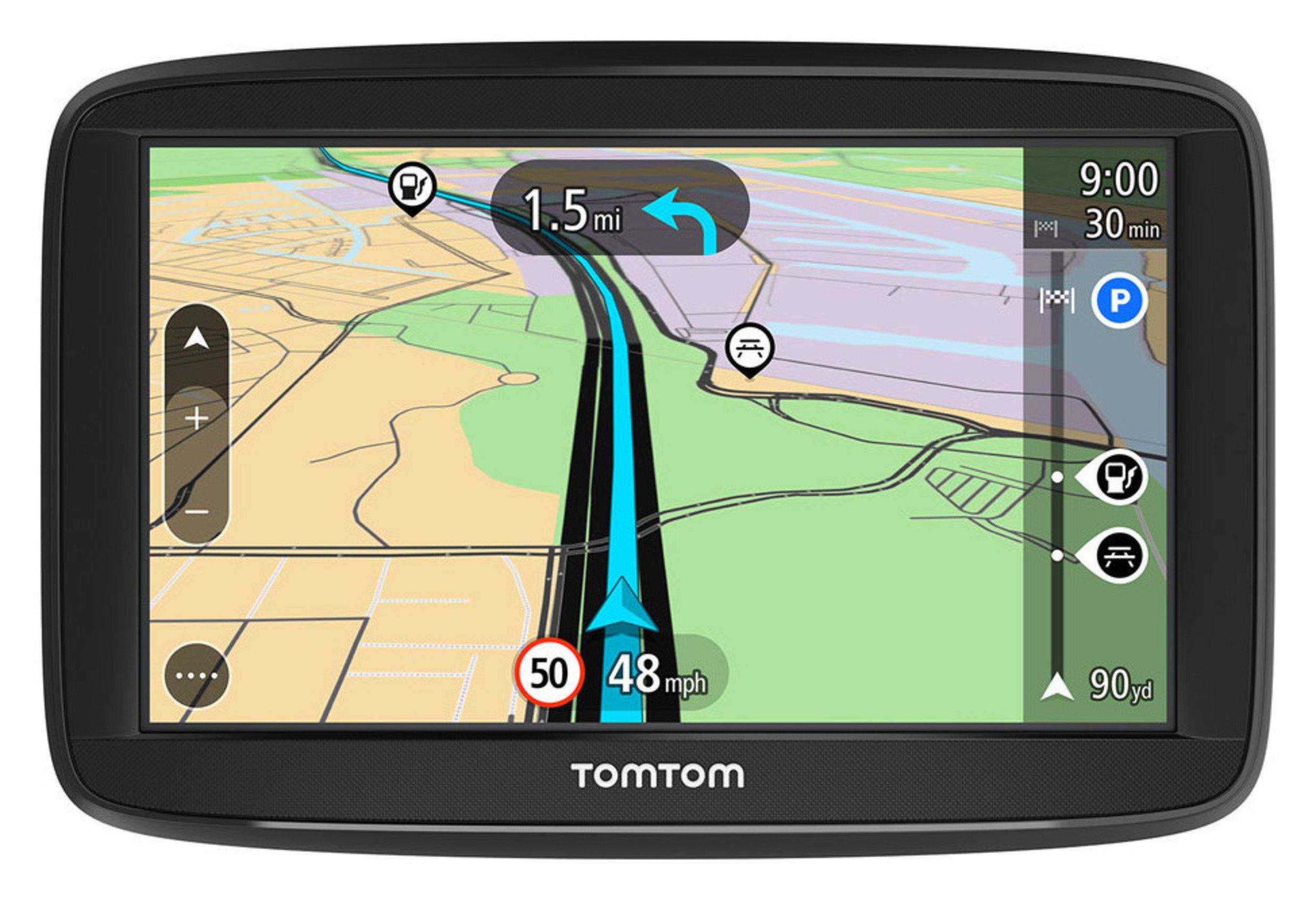 TomTom TomTom - Sat Nav - Start 52 5 Inch - Western Europe Lifetime Map Updates