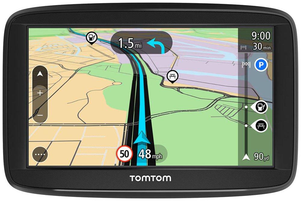 TomTom START 52 5 Inch Sat Nav UK & ROI Lifetime Maps