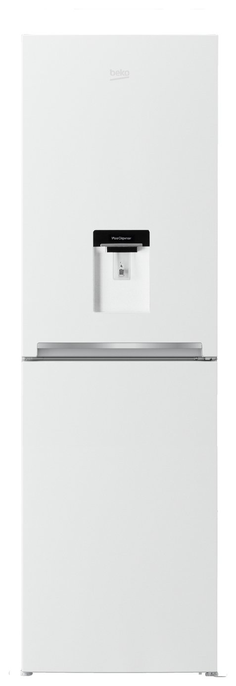 Beko CFG1582DW Fridge Freezer - White