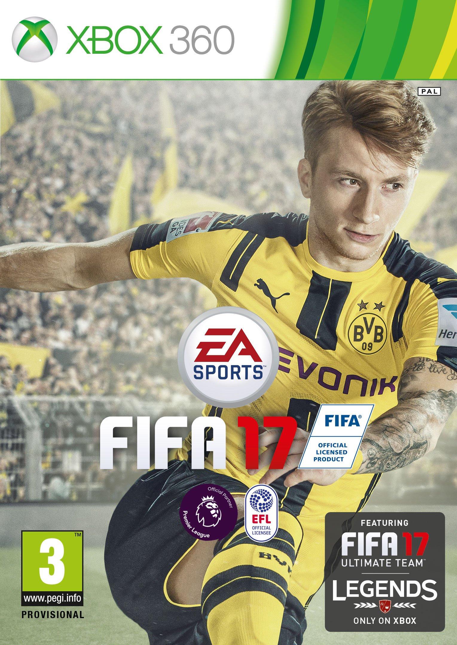 EA FIFA 17 - Xbox - 360 Game.