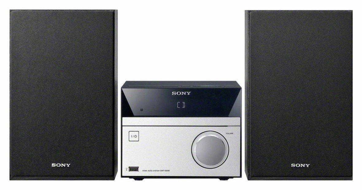 Sony CMT-S20B DAB Radio/ Micro Hi-Fi System