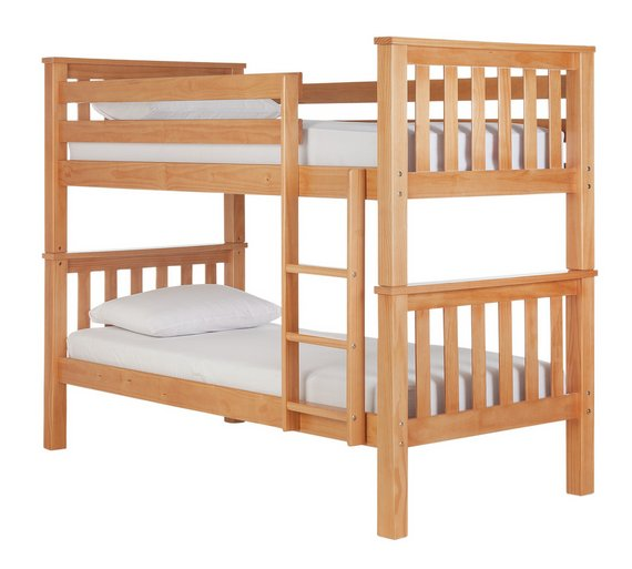 Buy Collection Heavy Duty Bunk Bed Frame Pine At Argos