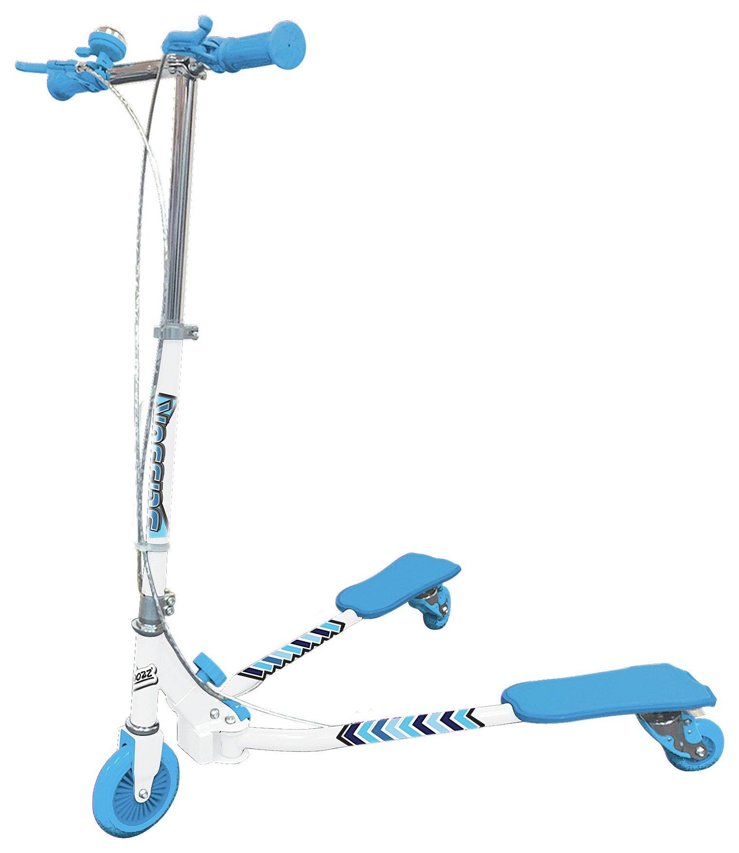 Buy Ozbozz Scissor Scooter Blue Scooters Argos
