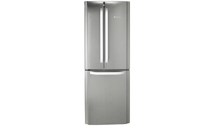 Hotpoint FFU3DX Fridge Freezer - Stainless Steel