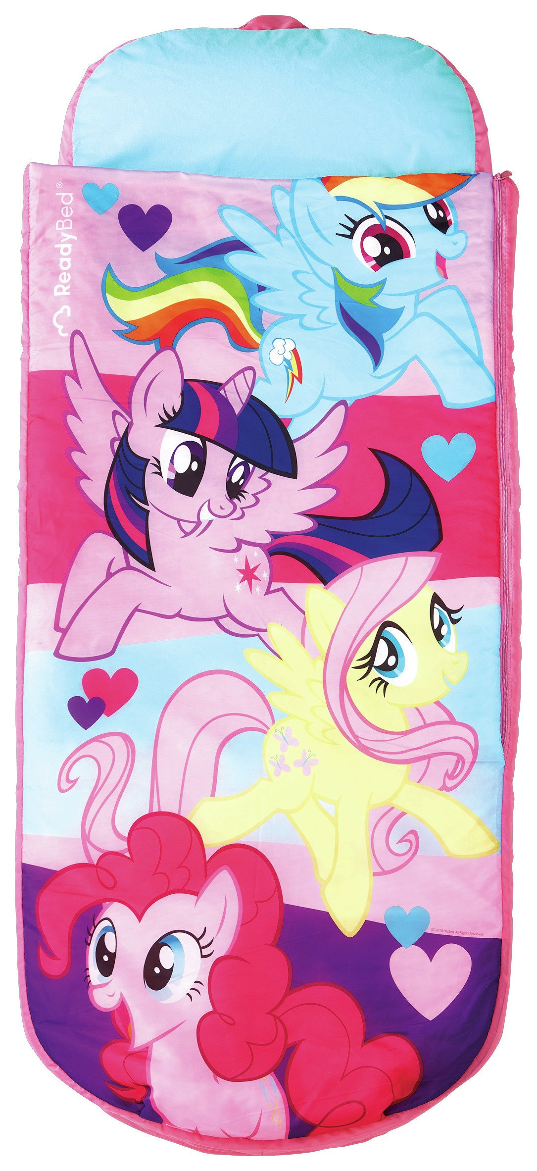 Image of My Little Pony - Junior - ReadyBed - Airbed and Sleeping Bag