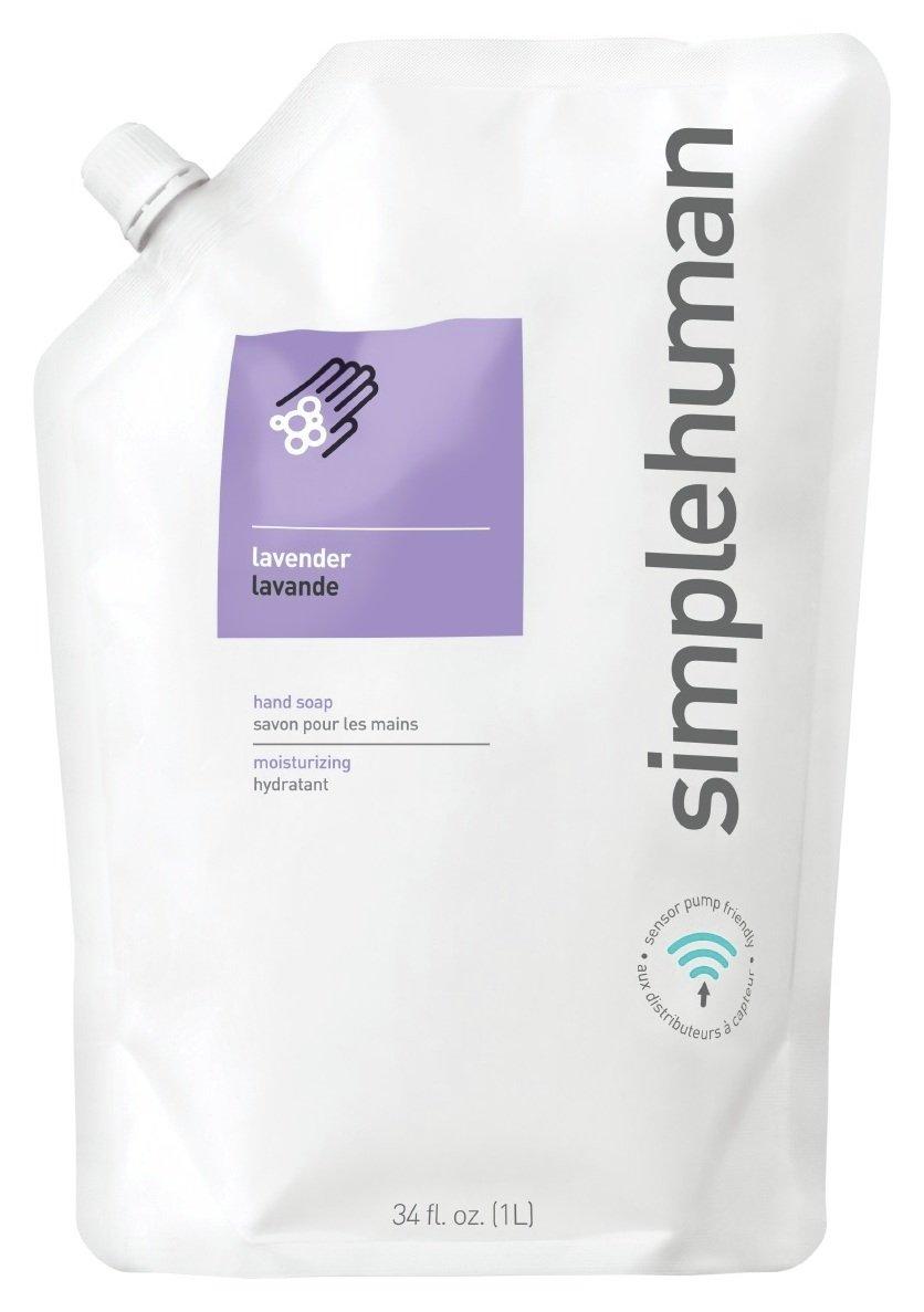 Simplehuman - 1 Litre Soap Refill - Lavender