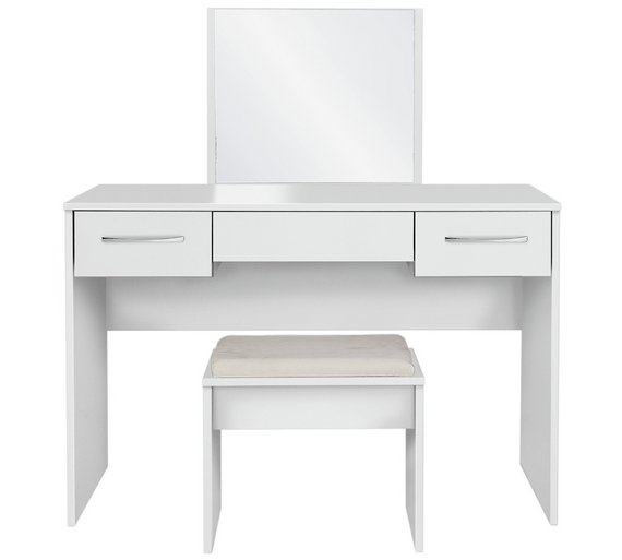 Buy Collection Tilbury Dressing Table, Stool And Mirror