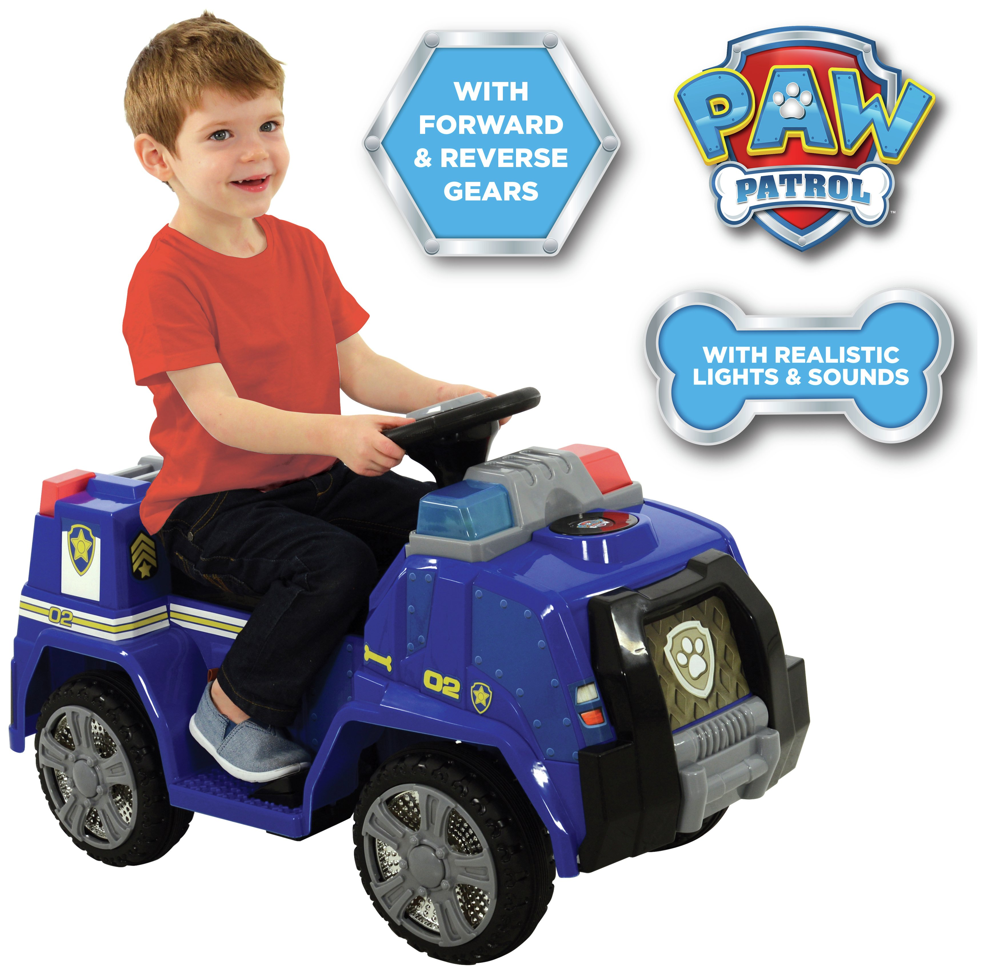 Buy PAW Patrol Chase Police Cruiser at Argos.co.uk - Your ...