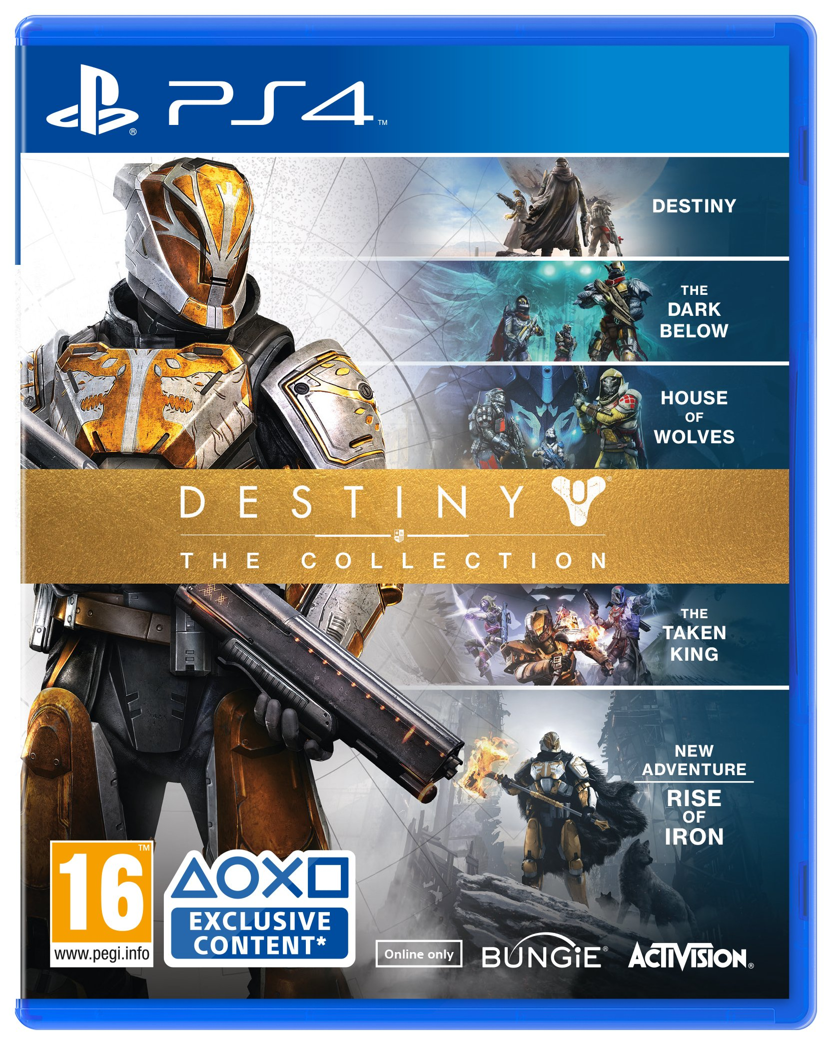 Image of Destiny - The Collection - PS4 Game