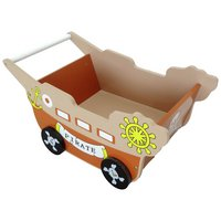 Bebe Style Pirate Ship Toy Trolley.