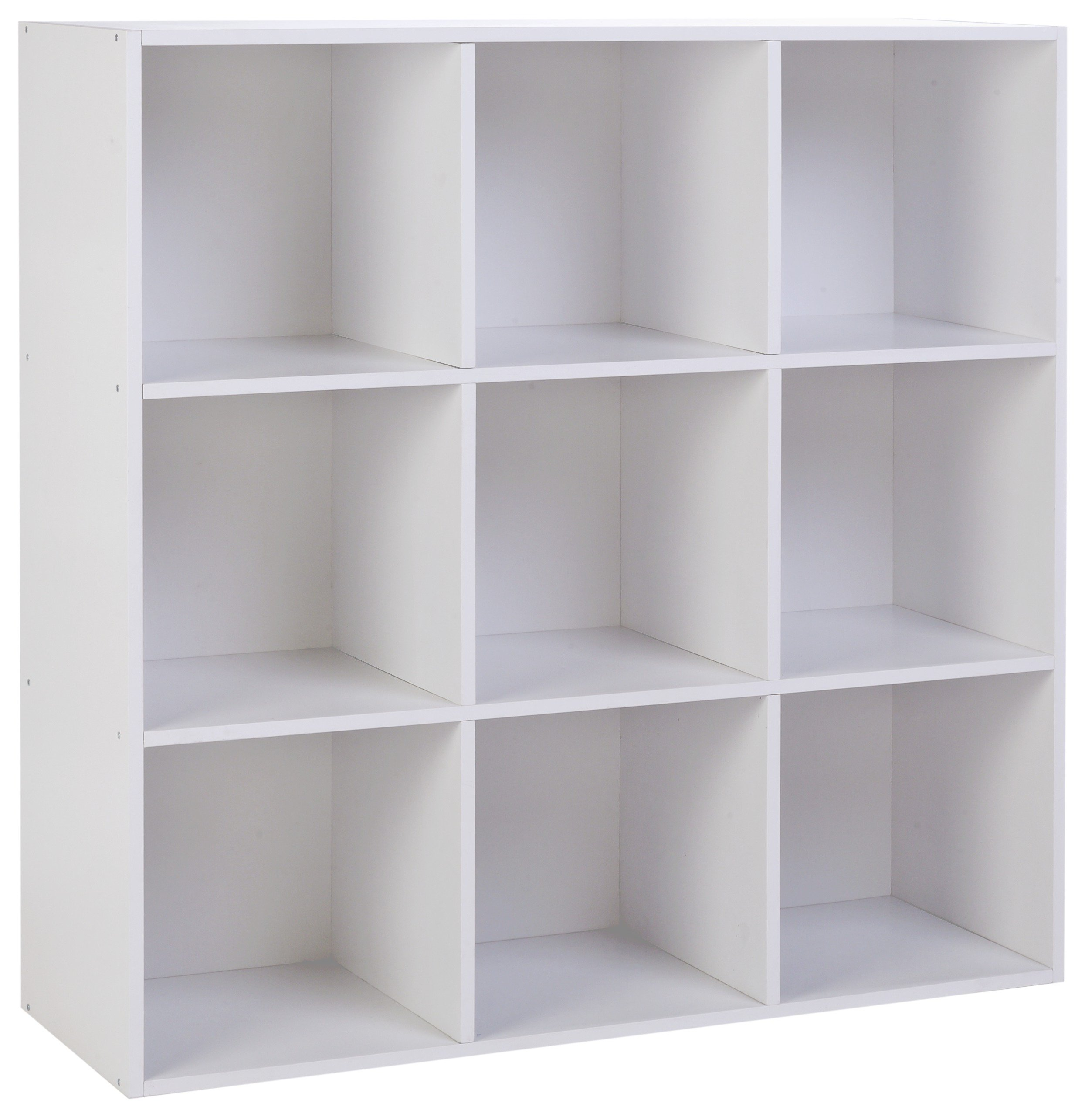 Buy HOME Phoenix 9 Cube - White at Argos.co.uk - Your Online Shop for Childrenu0026#39;s toy boxes and ...