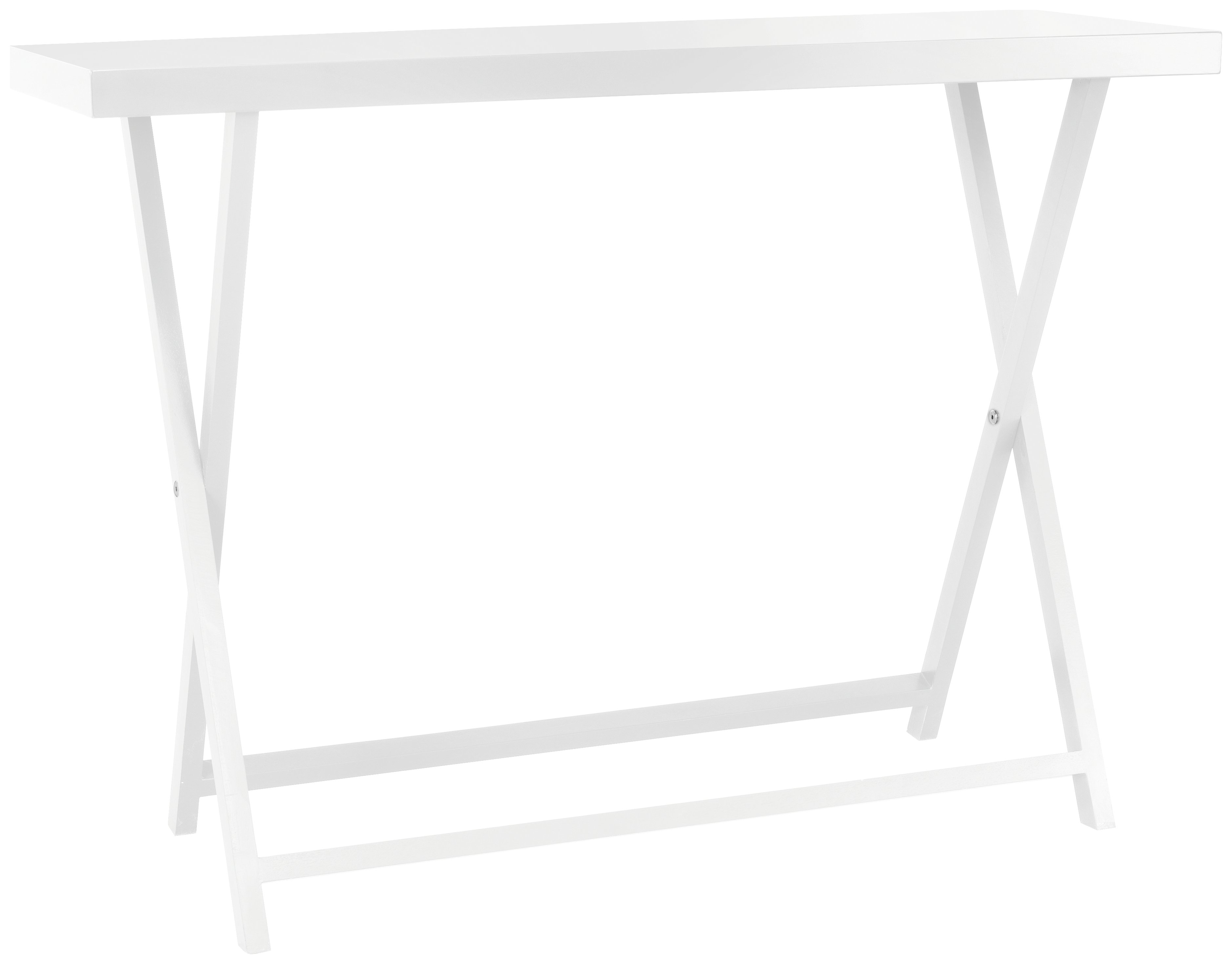 habitat oken console table white gay times uk. Black Bedroom Furniture Sets. Home Design Ideas