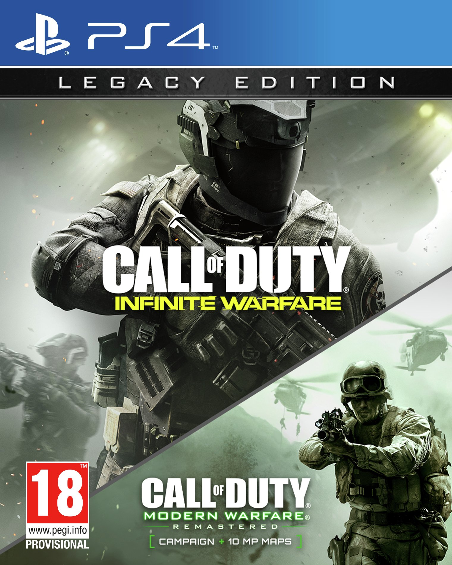 Image of Call of Duty - Infinite Warfare Legacy Edition - PS4 Game