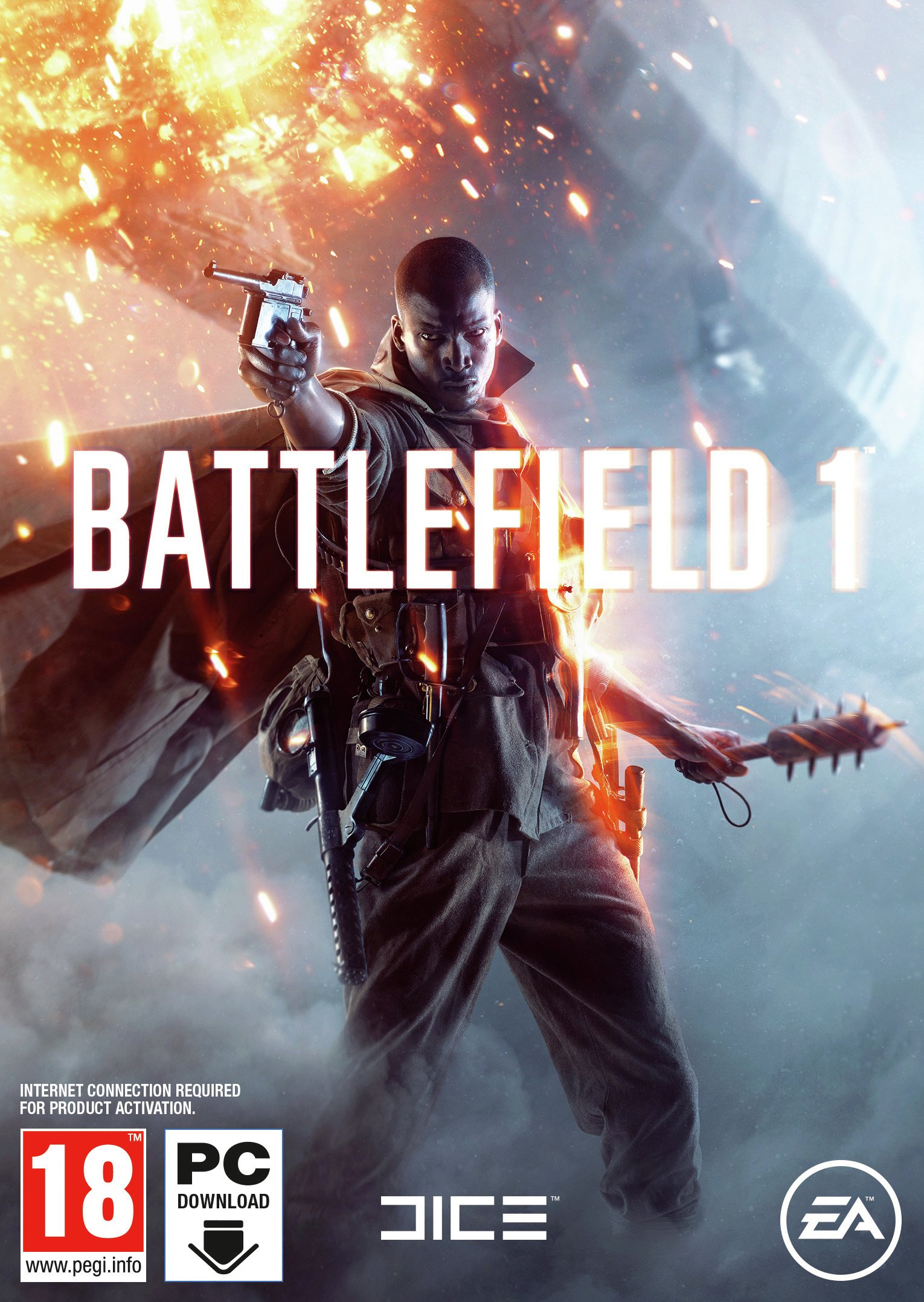 Image of Battlefield 1 PC Game
