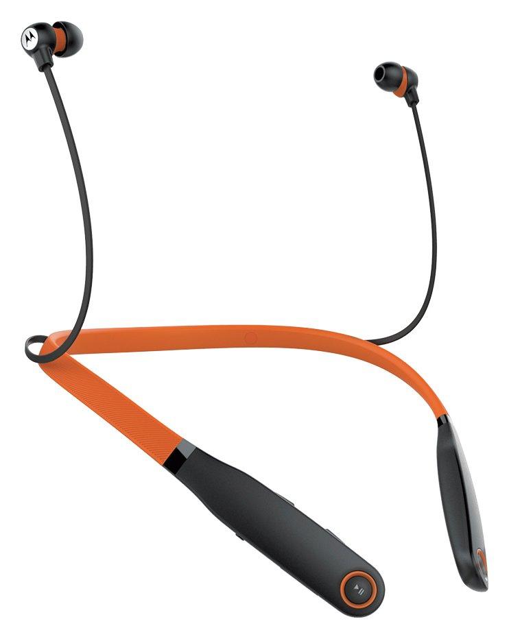Motorola - Verve Life Rider Plus Neckband Headphone- Black lowest price