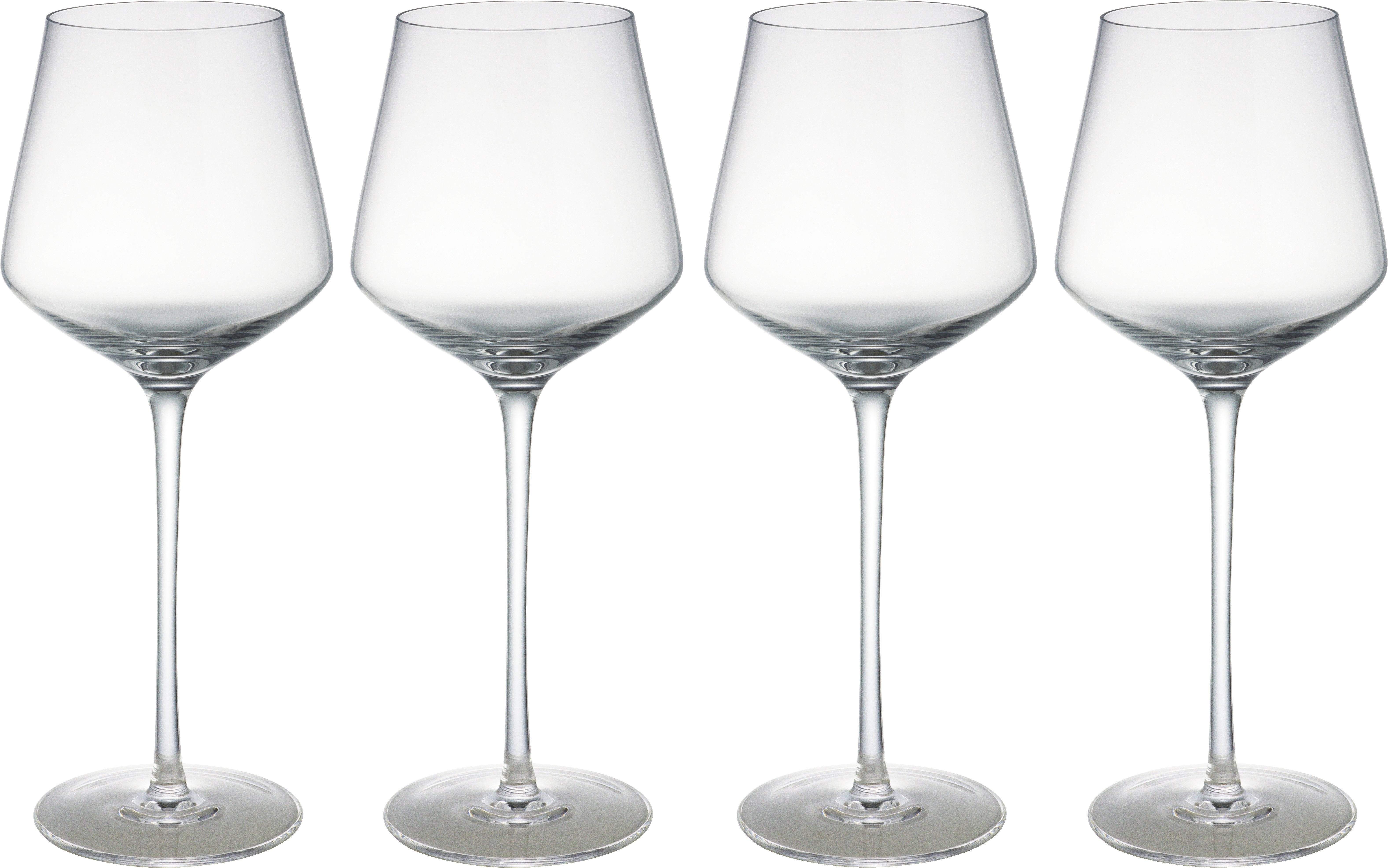 sale on habitat hamburg set of 4 white wine glasses. Black Bedroom Furniture Sets. Home Design Ideas