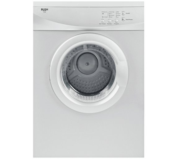 Loading Tumble Dryer ~ Buy bush v sdw vented tumble dryer white at argos