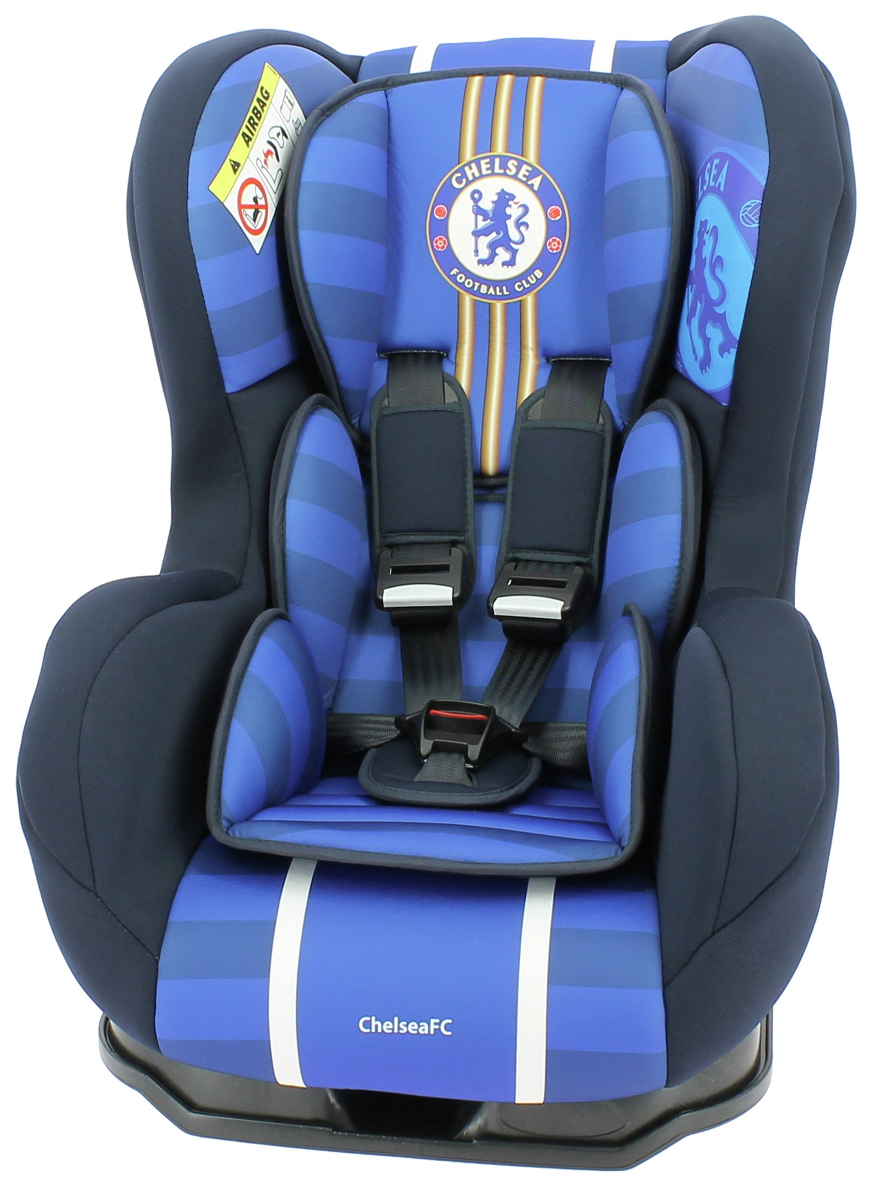 Image of TT Chelsea FC Cosmo SP Luxe Group 0-1 Car Seat