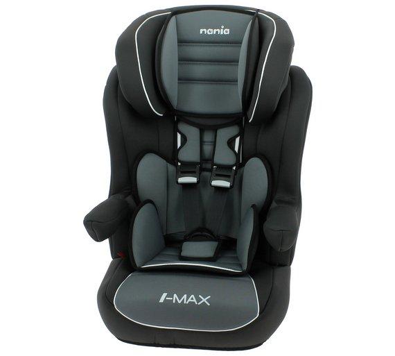 Buy TT Nania Imax SP Luxe Group 1-2-3 Car Seat - Agora Storm | Car