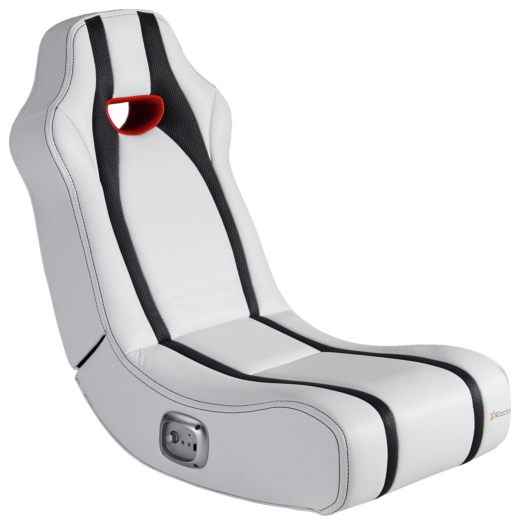 X-Rocker Spectre White Gaming Chair - PS4 & Xbox One.