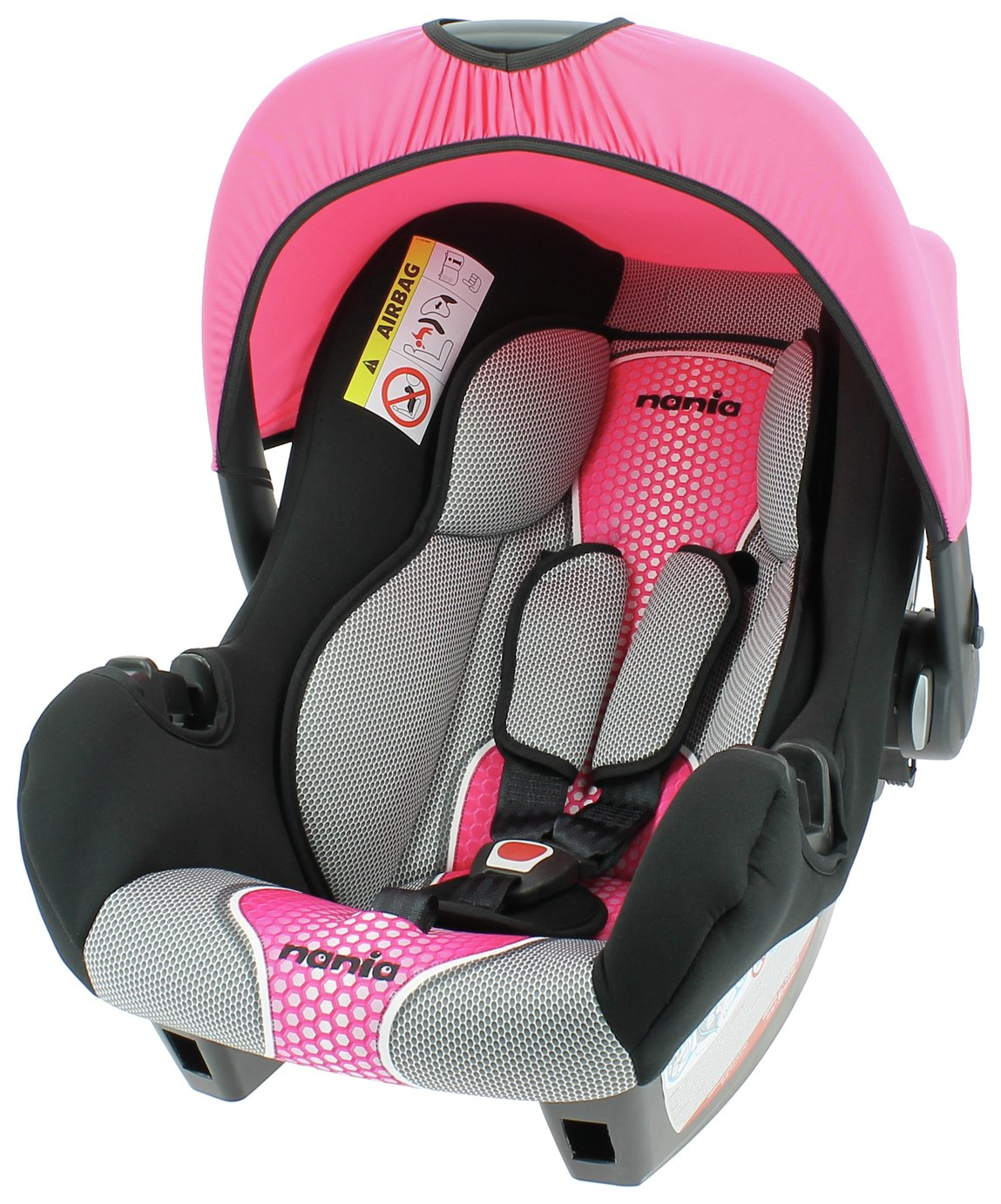 Team Tex Beone First Pop Car Seat - Pink
