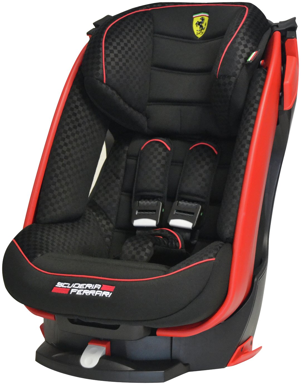 TT Migo Saturn Ferrari Group 1 Car Seat - Black.