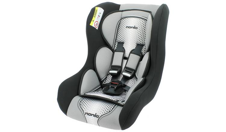Trio Comfort First Pop Group 0/1/2 Car Seat - Black