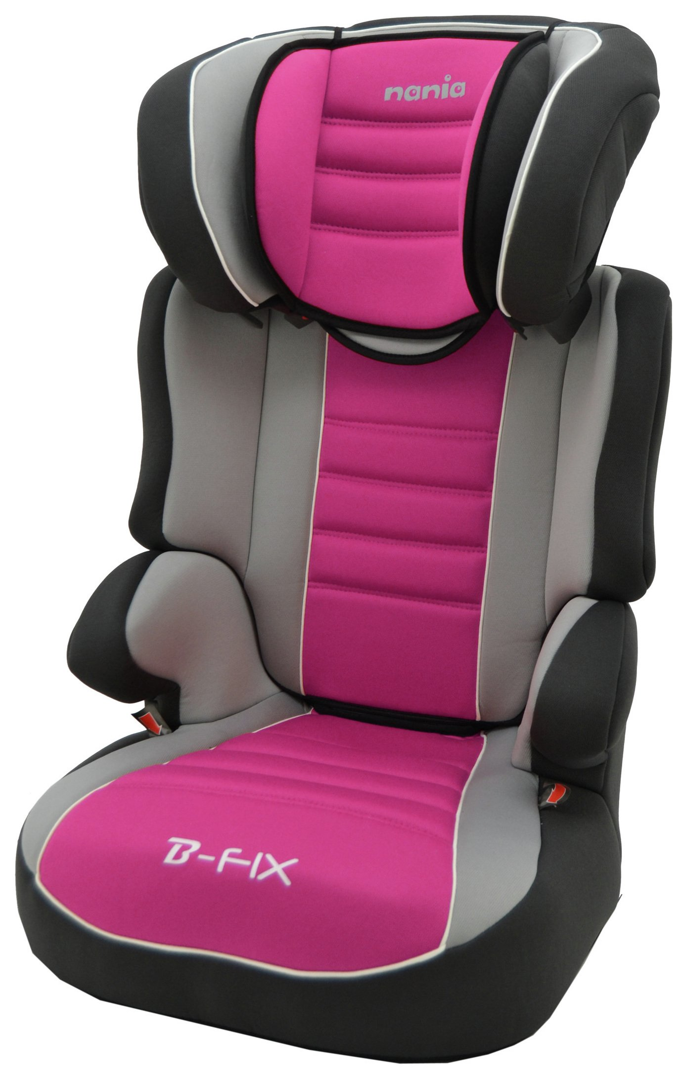Befix SP Group 2/3 Highback Booster Seat- Pink