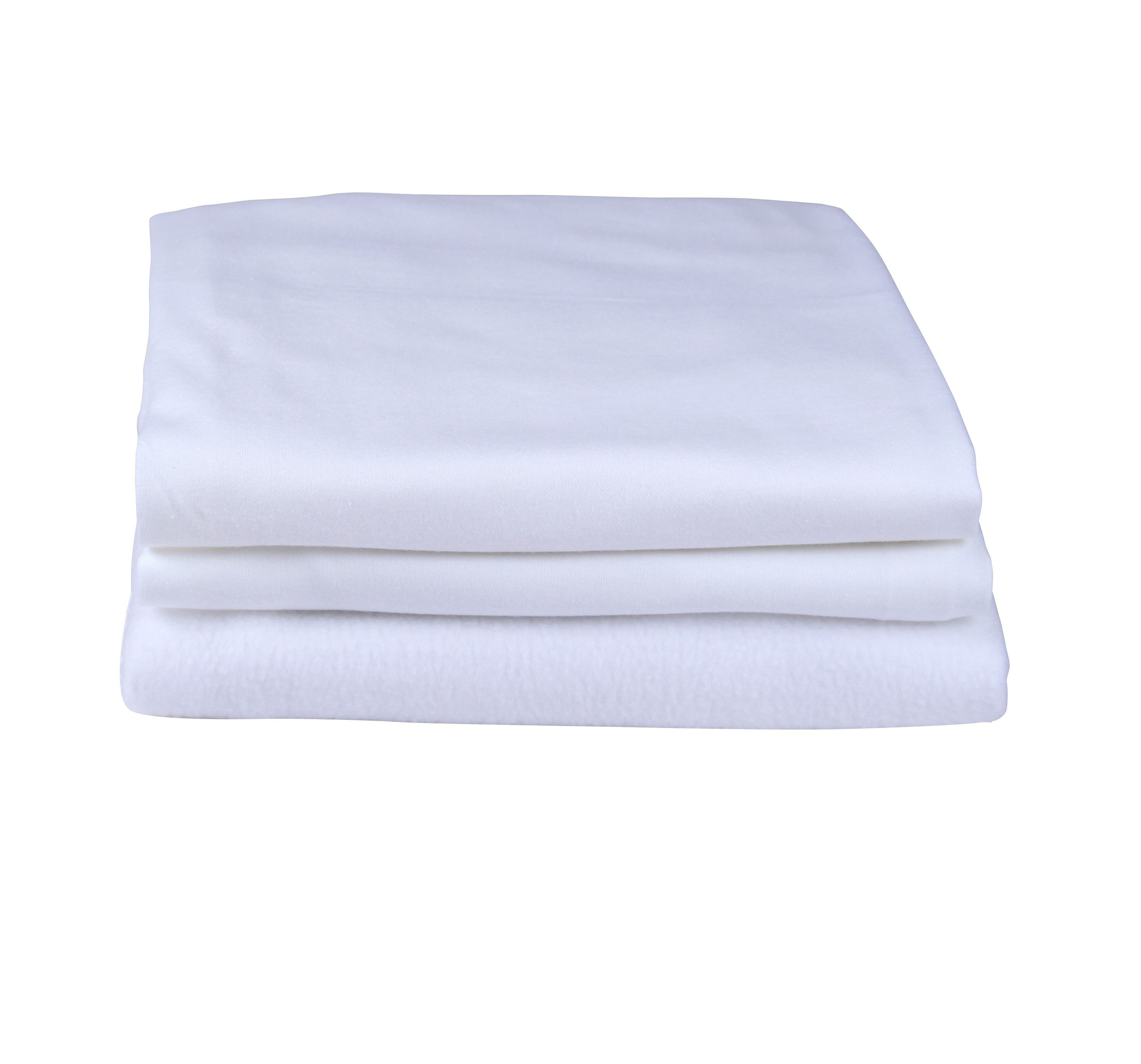 clair de lune cot and cot bed bedding bale  white.
