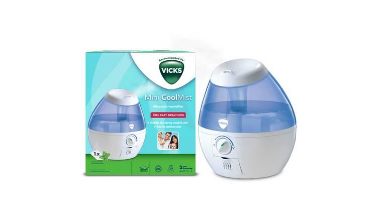 Buy Vicks Mini Coolmist Ultrasonic Humidifier With 7 Free