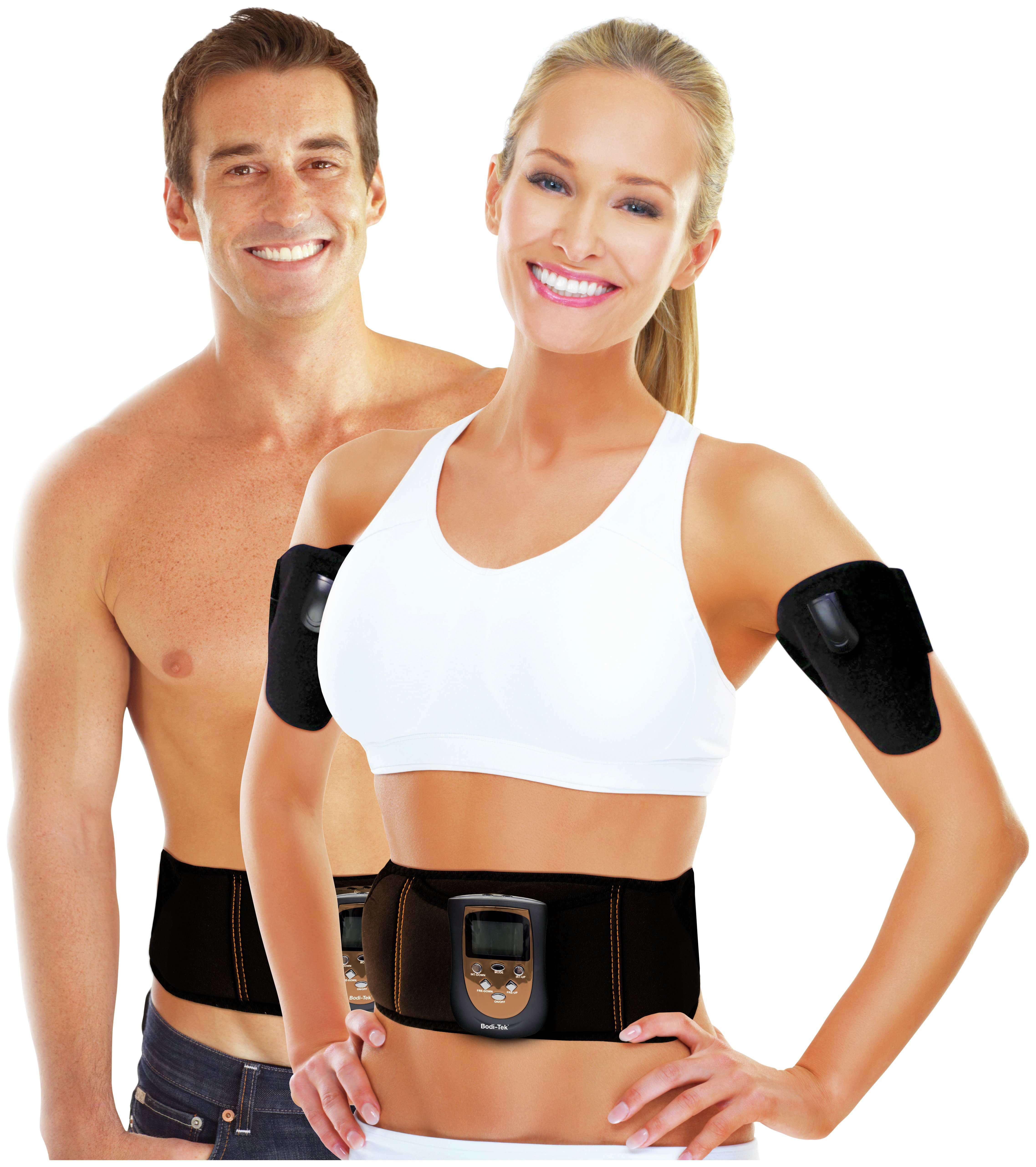 Image of Bodi-Tek Ab-Tek Pro Workout & Ab Toning Belt