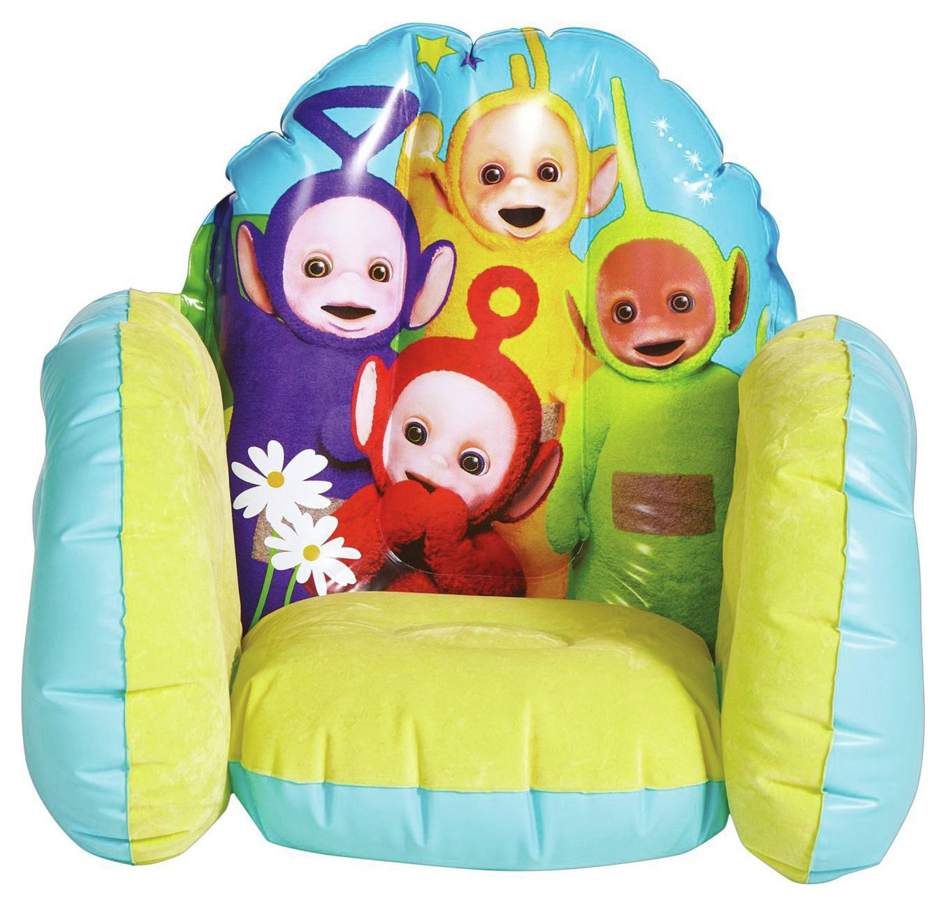 Image of Teletubbies Flocked Chair