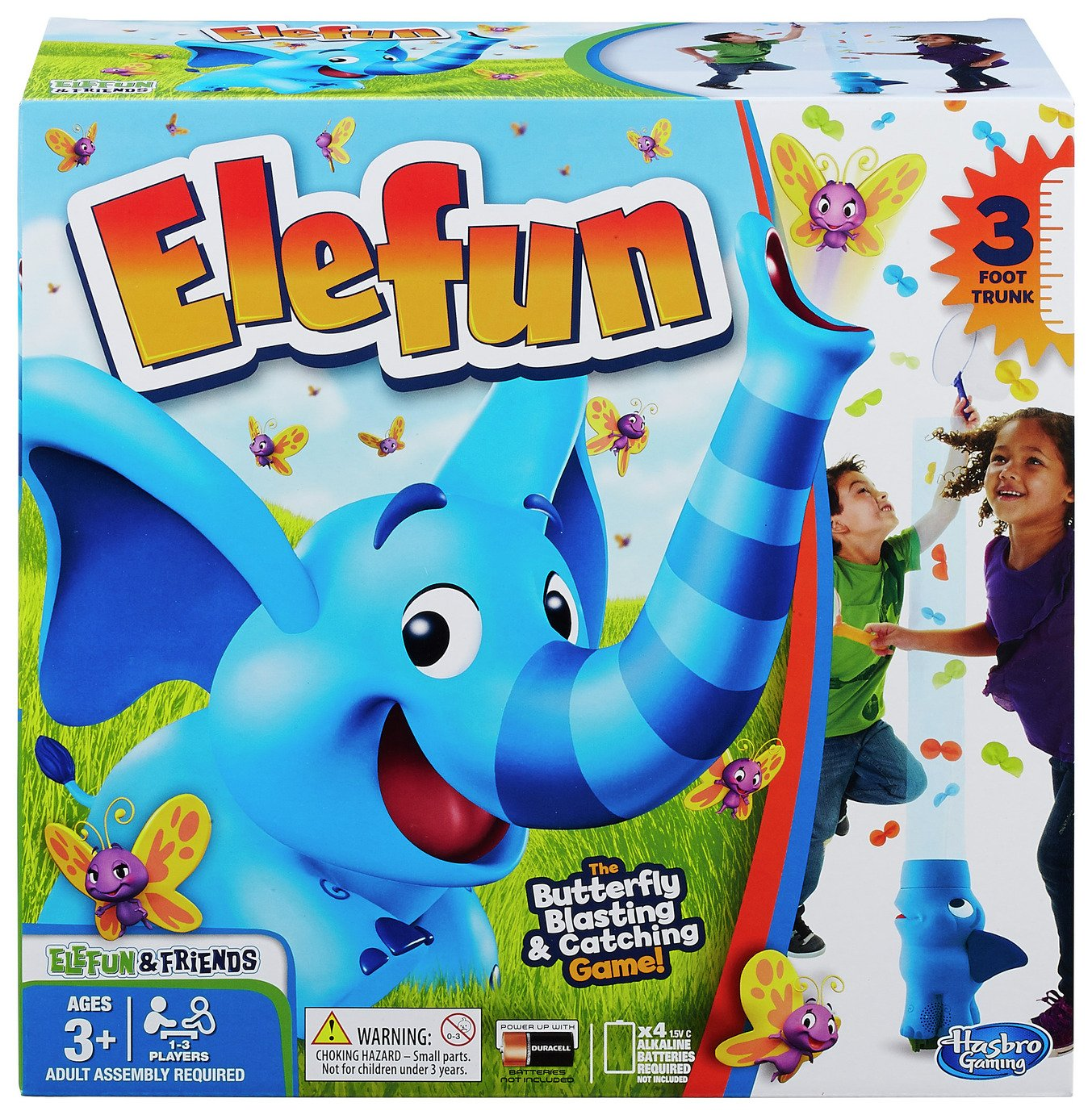 Elefun from Hasbro Gaming