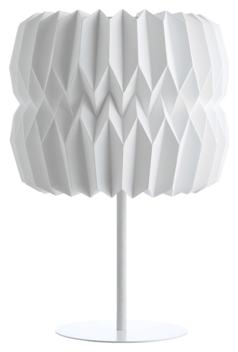 habitat-kura-white-paper-metal-table-lamp