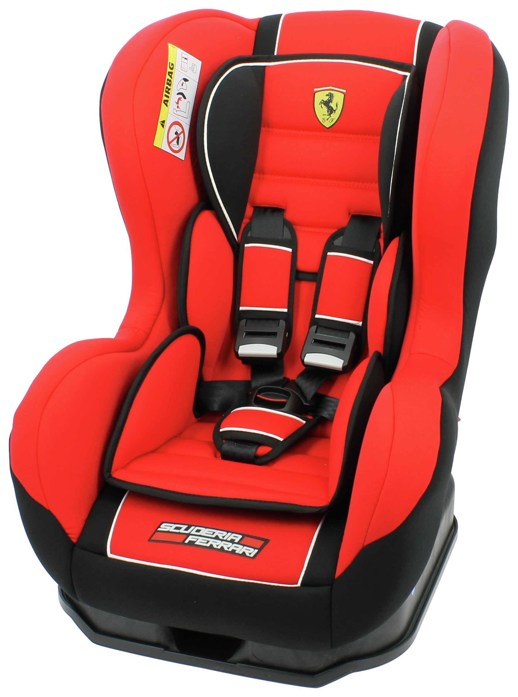 Ferrari Cosmo Sp Car Seat Rosso Toys For Christmas