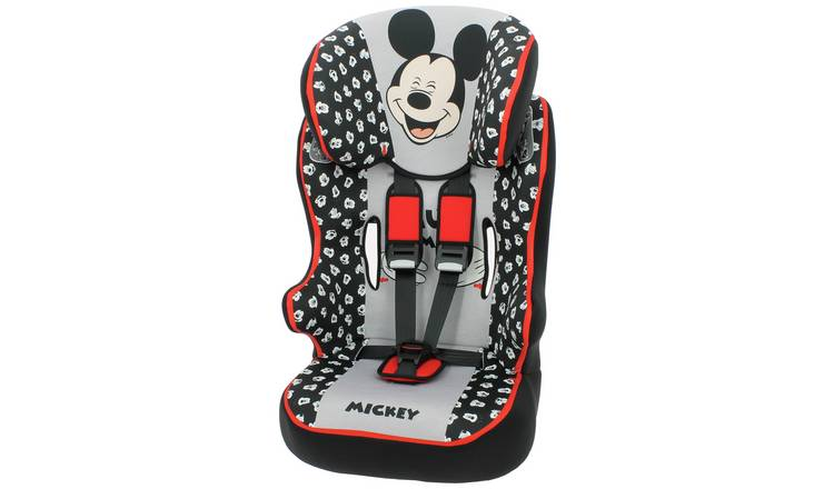 argos booster seat with back