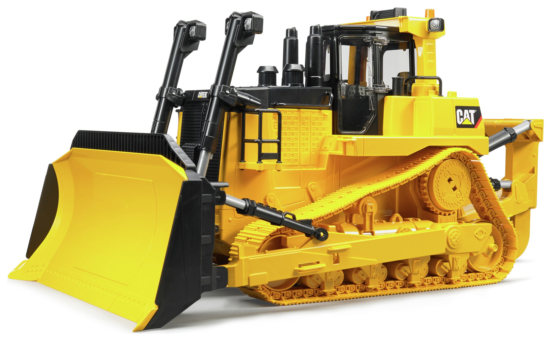Image of Bruder 02452 Cat Large Track- Type Tracto.