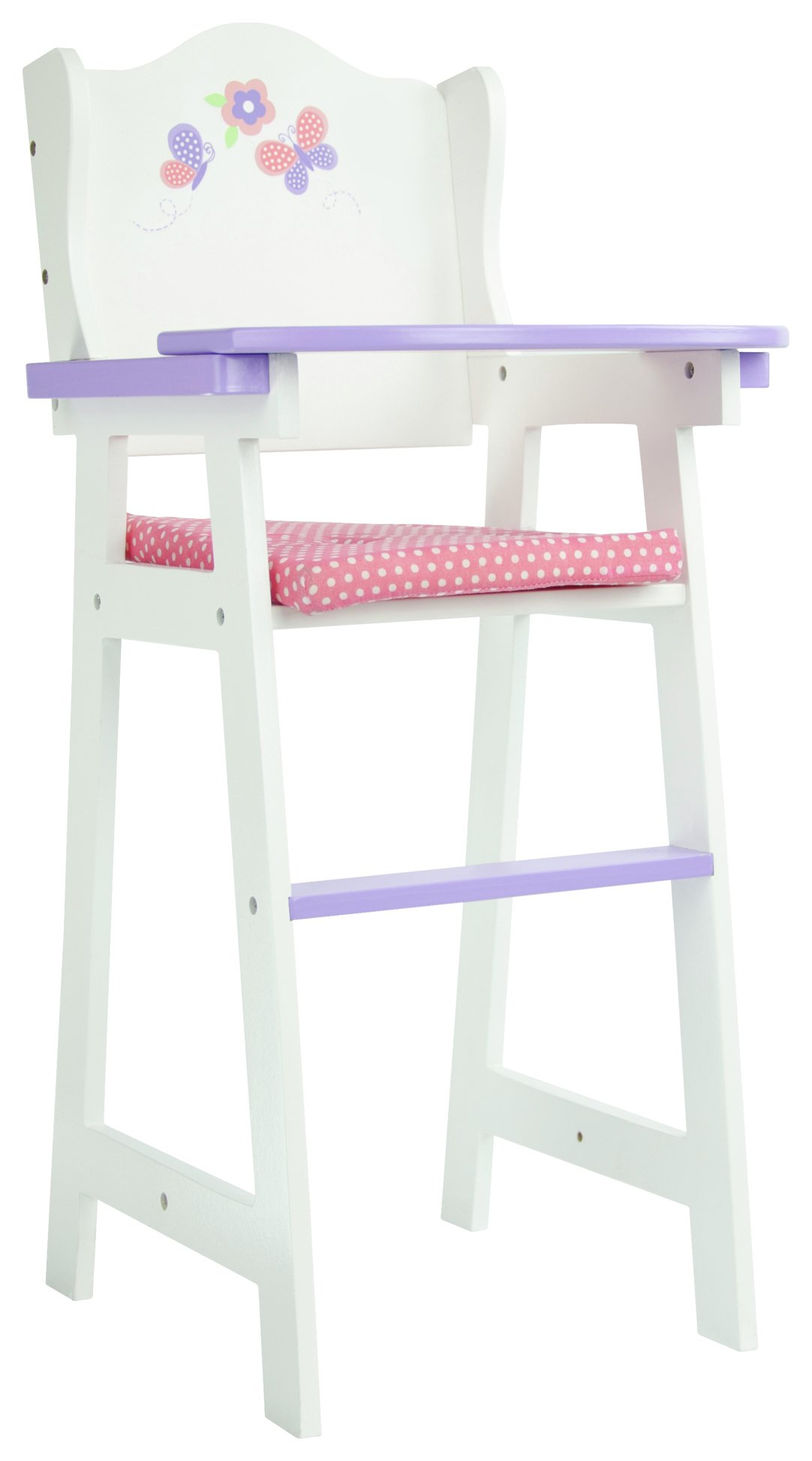 Olivias Little World 18 Doll Furniture Baby Highchair.