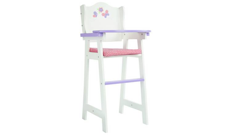 Buy Olivias Little World 18 Doll Furniture Baby Highchair Dolls