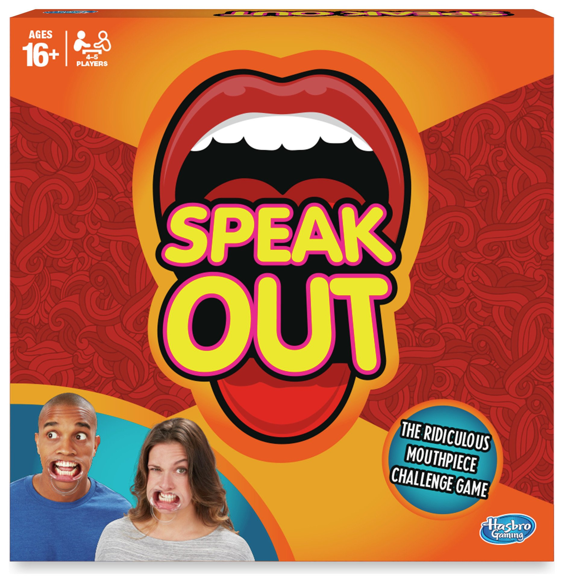 Image of Speak Out Game.
