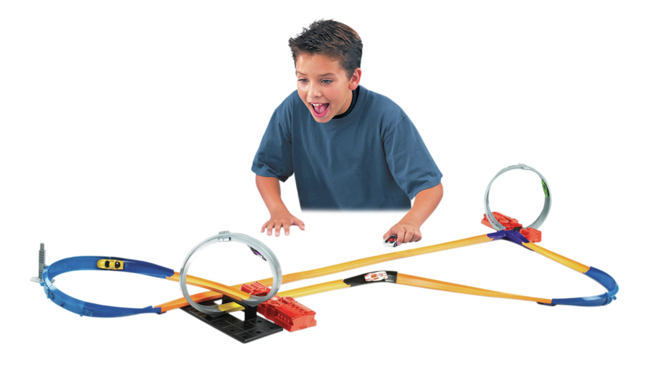 Hot Wheels 10 in 1 Playset