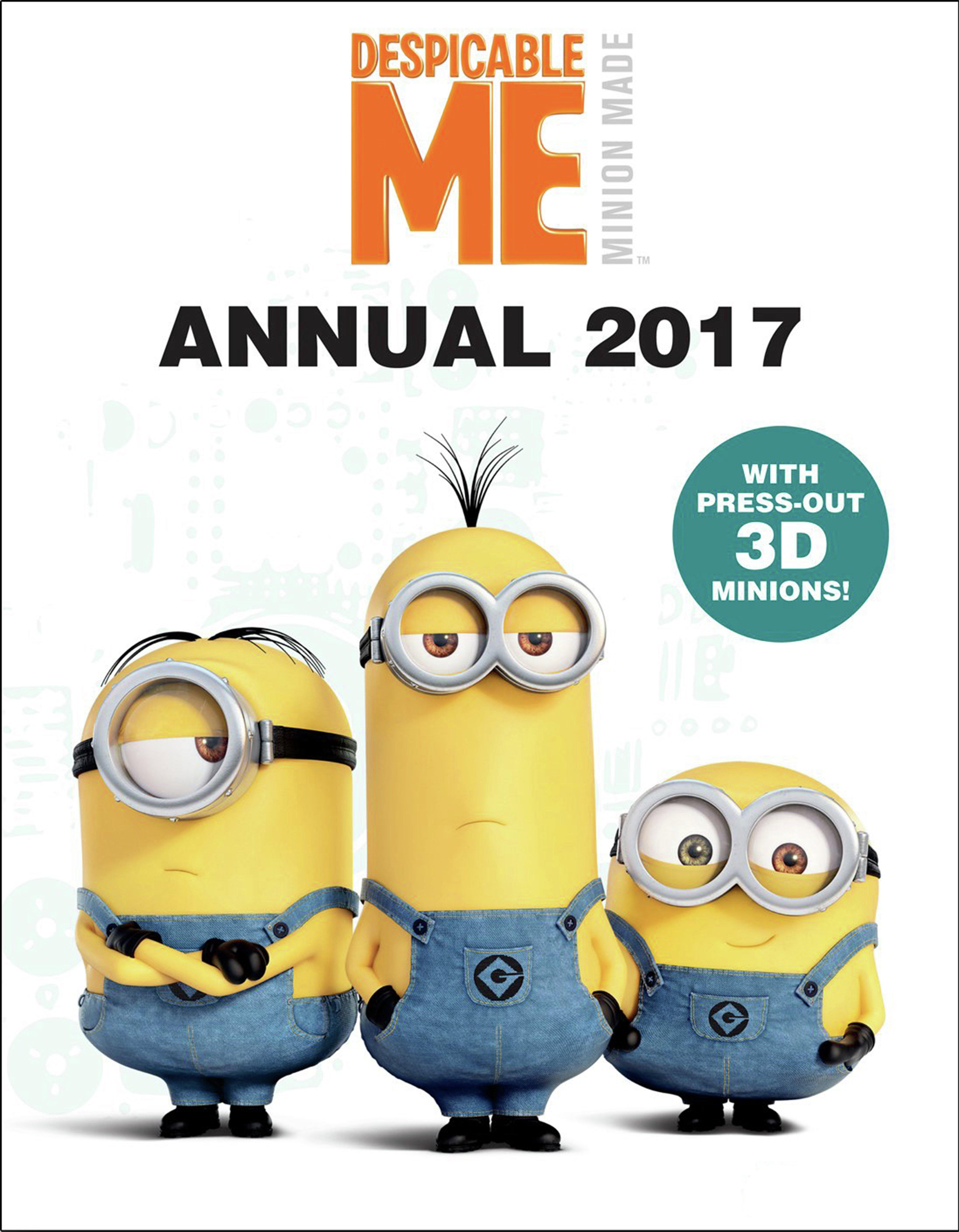 2017 Annual Despicable Me.
