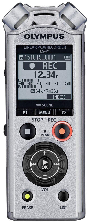Olympus Olympus LS-P1 4GB Pocket Audio Recorder.